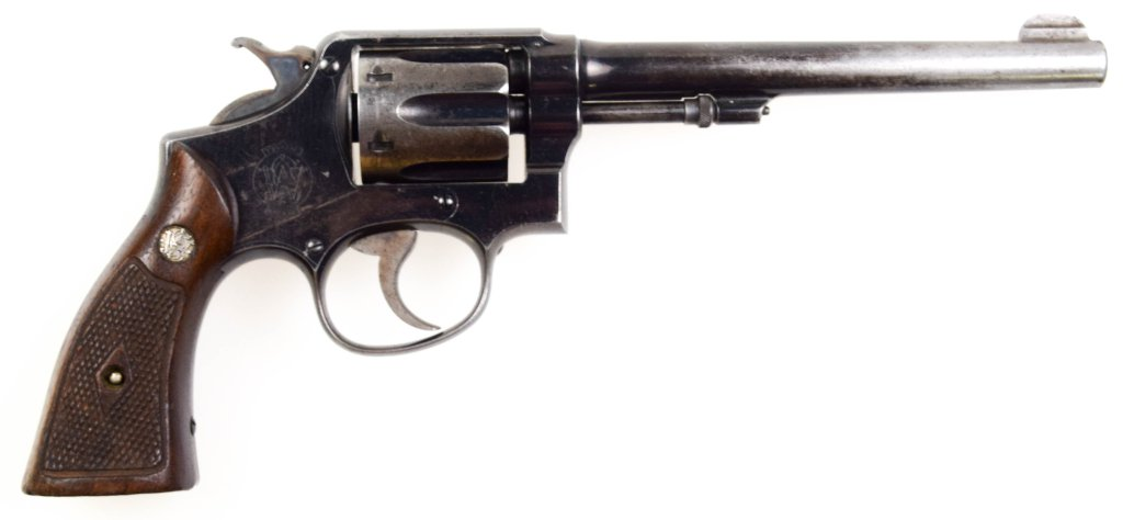 S&W .32-20 Hand Ejector Model of 1905 - 2nd Change .32 Winchester