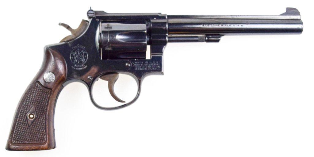 """S&W a.k.a. """"Pre-Model 17"""" .22 lr"""