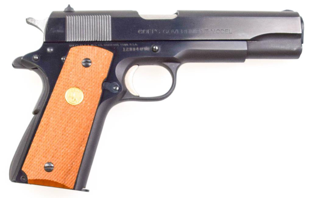 Colt Gov't Model MK IV/Series 70 .45 ACP