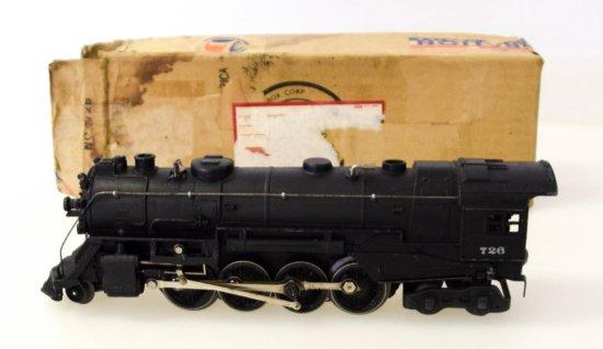Lionel Lines Berkshire Type Locomotive No. 726