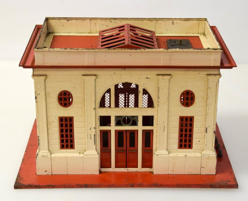 Lionel Single Window Station No. 117