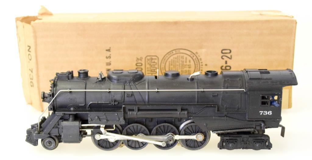 Lionel Lines Berkshire Type Locomotive No. 736