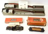 Lionel Conveyor Log Loader No. 364 & Automatic Lumber Car