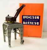 Lionel Norfolk and Western Operating Gantry Crane