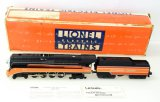 Lionel Southern Pacific Daylight Steam Locomotive & Tender