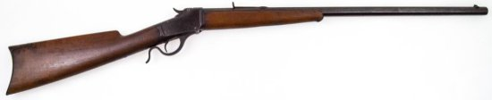 Winchester Model 1885 Sporting Rifle Low Wall .32