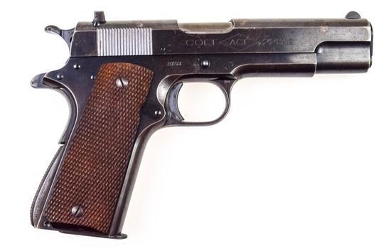 Colt Commercial Ace .22lr