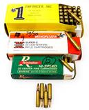 Asst'd rifle ammo