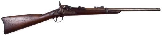 "U.S. Springfield Armory Model  1877 ""Trapdoor"" Carbine .45-70"