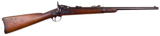 "U.S. Springfield Armory Model  1873 ""Trapdoor"" Carbine .45-70"