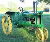 Online Antique Tractor Auction
