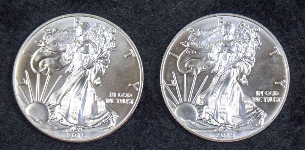 2015 American Eagle Proof Coin