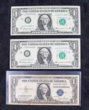 Sequential & Blue Seal Silver Certificates