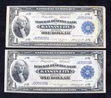 1914 Federal Reserve One Dollar