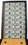 Uncut 1976 Two Dollar Bills