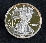2000 Millennium Dollar Proof Coin