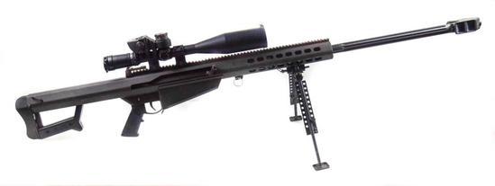 Barrett Model 82A1 .50 BMG