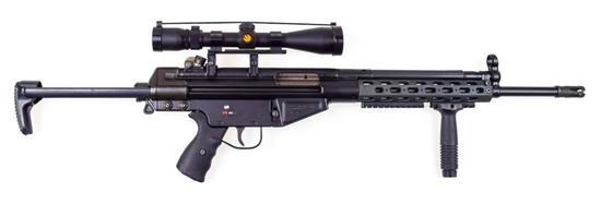 J.L.D. PTR-91 .308