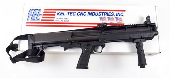 Kel-Tec KSG 12 ga