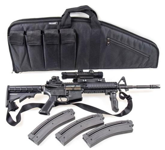 Colt/Umarex/Walther Arms M4 OPS Carbine .22 lr