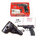 Walther/Interarms P.38 9mm Para