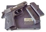 Walther/Interarms PPK/S 9mm Kurtz