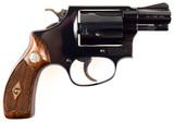 S&W Model 36 .38 S&W Spl