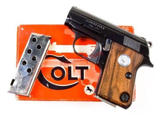 Colt/Astra Junior Colt .25 ACP