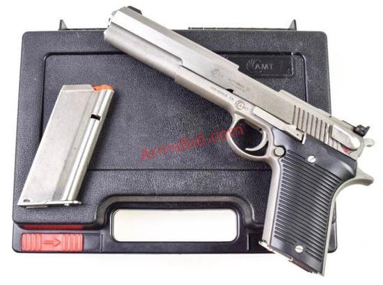 AMT Automag III .30 Carbine