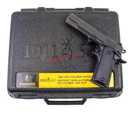 Browning Black Label 1911-380 .380 ACP