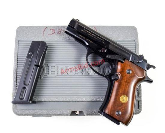 Browning BDA-380 .380 ACP