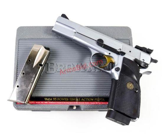 Browning Hi-Power 9mm Luger