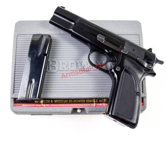 Browning Hi-Power .40 S&W
