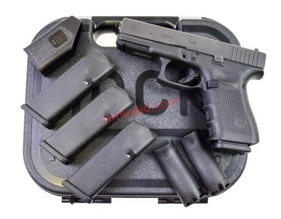 Glock Model 19 Gen 4 9x19mm