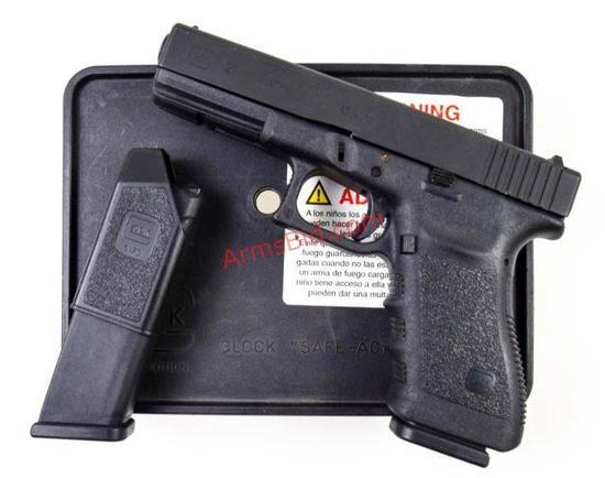 Glock Model 21 .45 ACP