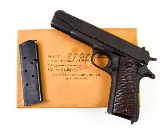 Colt M1911A1 .45 ACP