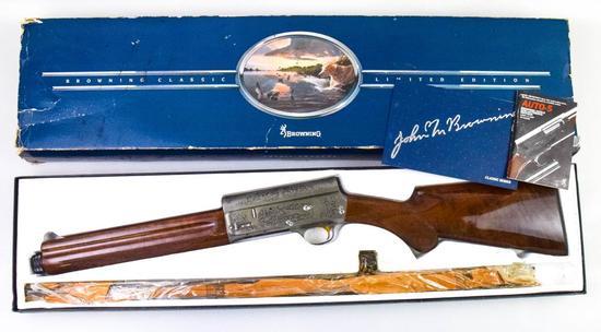 """Browning Auto-5 """"1 of 5,000"""" Light Twelve 12 ga"""