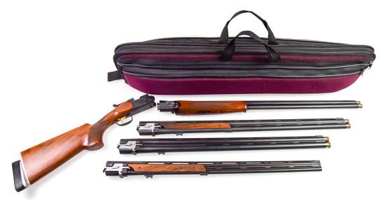 Beretta 682  4-Ga. Skeet Set 12, 20, 28 & .410
