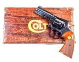 Colt Custom Shop Python .357 Magnum/.38 Spl