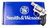 S&W 637-2 .38 S&W Spl. +P