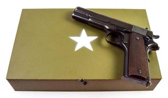 Colt M1911 .45 Ball 1911