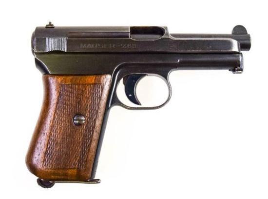 Mauser Model 1914 7.65mm/.32 ACP