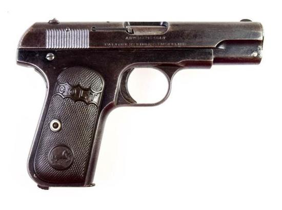 Colt Model 1903 Pocket .32 Rimless Smokeless