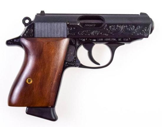 Walther/S&W PPK 75th Anniversary .380 ACP