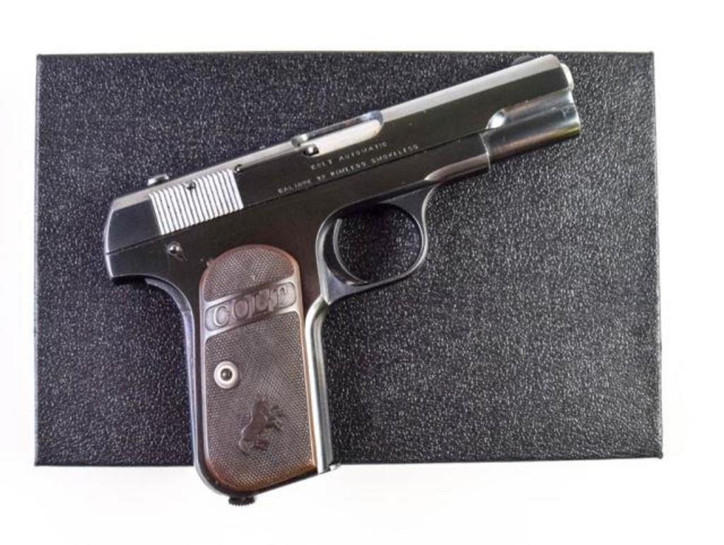 Colt Model 1903 .32 ACP