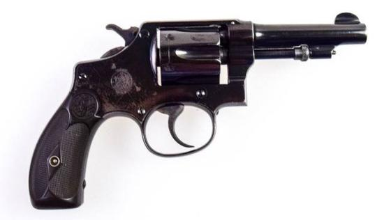 S&W .32 Hand Ejector Model of 1903 .32 Long