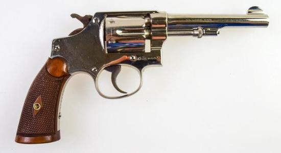 S&W .32 Hand Ejector Third Model  .32 Long
