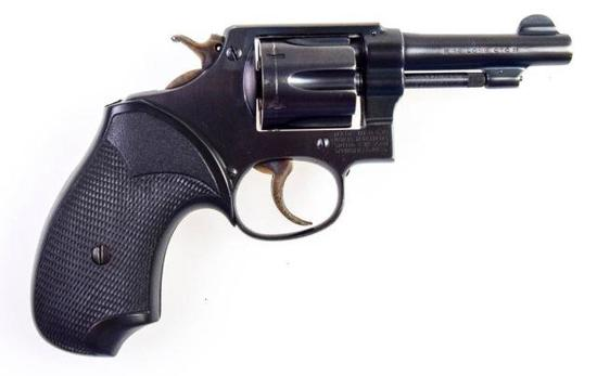 S&W .32 Hand Ejector (postwar) Pre-Model 30 .32 Long