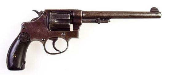 S&W .32 Hand Ejector Model of 1903-5th Change .32 S&W Long