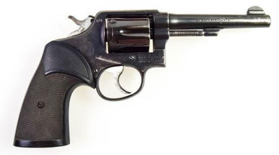 Smith & Wesson .38 Military & Police Model of 1905, 2nd Change .38 S&W Spl
